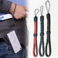 3Pcs Adjustable Hand Wrist Strap Hand Lanyard Holder Phone Strap Rope Keychain