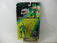 NEW! THE RIDDLER TRAPPING BRAIN HELMET ACTION FIGURE BATMAN FOREVER KENNER 1995