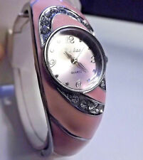Brand New Jin Has Womens Watch. Big Faceted Stones. Lower Price. 1 Year Warranty