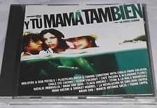 Y Tu Mama Tambien - Cd - Soundtrack