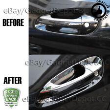 For 2006-09 2010 2011 Mercedes Benz ML-350 ML-CLASS W164 Chrome Door Handle Bowl