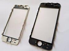 iPhone 5s White Coldpress frame + Bonded Glass & pre applied Oca sheet (3 in 1)