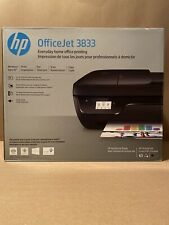 HP OFFICEJET 3833 ALL IN ONE INKJET PRINTER FREE SHIPPING