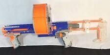 Nerf N-Strike Raider Rapid Fire CS-35 Dart Blaster Drum & Clear Stock NO DARTS
