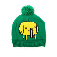 Official ADVENTURE TIME troncs d'arbres vert pom bonnet (brand new)
