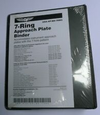 Classeur ASA 7-Ring Approach Plate Binder