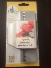 EK Success Round Binding Edge Border Craft Paper Punch Card Making Scrapbooking