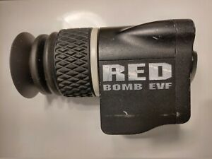 RED BOMB EVF VIEWFINDER - DSMC OR DSMC2 - RED DIGITAL CINEMA CAMERA EVF