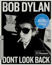 BOB DYLAN, D.A. PENNEBAKER, DON'T LOOK BACK, BLU-RAY, CRITERION COLL (SEALED)