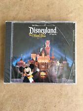 Walt Disney Records: Disneyland Park The Official Album 2001 Cd -Brand New-2001