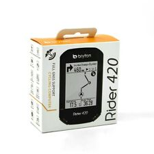Bryton Rider 420E Wireless GPS GNSS / ANT+ BLE Bike Bicycle Cycling Computer