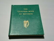 1955 Guinness Book of Records, first edition