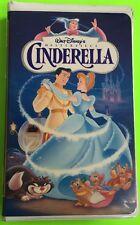 CINDERELLA (VHS, 1995) - Walt-Disney-MASTERPIECE COLLECTION # 5265