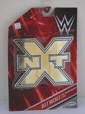 WWE NXT CHAMPIONSHIP BELT BUCKLE BRAND NEW JAKKS WRESTLING