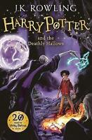 Harry Potter and the Deathly Hallows by J. K. Rowling Book | NEW Free Post AU