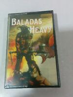 Baladas Heavy Metal - Cinta Cassette Nueva