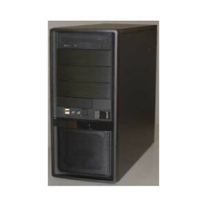 Interloper SC16 High End Intel Quad Core Computer with 2 ISA slots, 500GB hard d