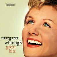 Margaret Whiting - Margaret Whiting's Great Hits [CD]