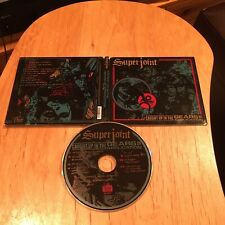Superjoint Ritual  Caught Up In The Gears Of Application CD 1st US press pantera