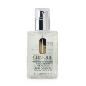 NEW Clinique Dramatically Different Hydrating Jelly (With Pump) 200ml Womens