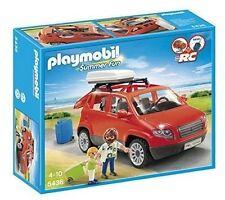 PLAYMOBIL 5436 Summer Fun Family SUV Red 4x4 Car