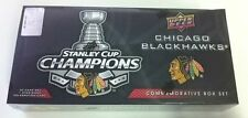 Chicago Blackhawks 2013 Stanley Cup Champions 30-Card Box Set Factory Sealed