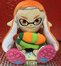 "Splatoon Inkling Girl A (S) Plush Sanei 9"" Toy Gift"