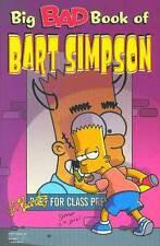 THE SIMPSONS TRADE PAPERBACK VOLUME 2 BIG BAD BOOK OF BART SIMPSON BONGO COMICS