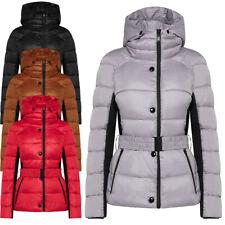 Piumino donna ARTIKA Chalet Jacket N080 giubbotto imbottito giacca invernale