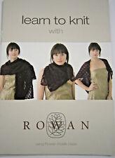 Rowan KIDSILK HAZE KNITTING pattern booklet. SHAWL. ADULT ONE SIZE