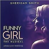 Sheridan Smith Funny Girl The Musical London Cast Recording Soundtrack New CD