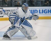 Frederik Andersen Toronto Maple Leafs UNSIGNED 8x10 Photo (A)