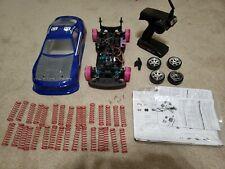 Redcat Racing Thunder Drift 1/10 Scale RC Road Car w/ Controller, E-Maxx Springs