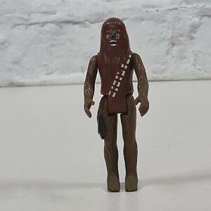 Vintage Original Star Wars Chewbacca Figure 1977 Rare Made In Hong Kong