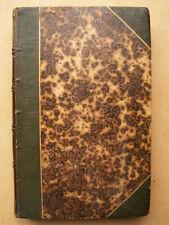 ROMANS RELATIFS A L'HISTOIRE DE FRANCE  BIBLIOPHILE JACOB PAUL LACROIX 1838