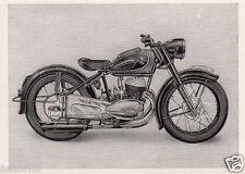 TORNAX V 175 * Motorrad aus WUPPERTAL * orig. Sammelbild * 1952