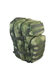 MIL-TACS camo molle sac à Dos Assault sac à dos 20 L petite armée tactique sac de jour
