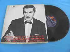 "Mariano Mores - Melodias en la Noche RARE 1964 Argentina ""Odeon"" LP Latin Tango"