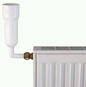 "Eezyfill Radiator Dosing Cup - Central Heating Dosing Funnel 1/2"" Male BSP"