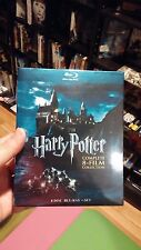 Harry Potter: Complete 8-Film Collection (Bluray Boxset) - NEW - Free Shipping