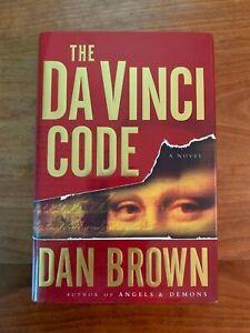 SIGNED Dan Brown The Da Vinci Code 1st Edition 18th Printing