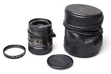 Leica Summilux-M 35mm f1.4 ASPH. e46 + e46 uva 13004