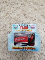 NHL ZAMBONI 1998 carolina hurricanes Diecast 1:50 Ice Hockey model