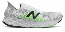 New Balance Hombre Zapatos De Espuma Fresco 1080v10 blanco con blanco y verde