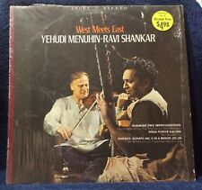Yehudi Menuhin & Ravi Shankar - West Meets East