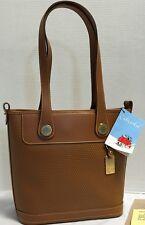 NWT*Dooney & Bourke*T631 Cabriolet Leather*Shopper*Tote*Shoulder Bag*VINTAGE