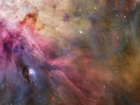 PHOTOGRAPH GALAXY HUBBLE NEBULA SPACE LARGE WALL ART PRINT POSTER PICTURE LF2327
