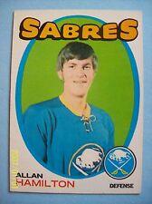 1971-72 Topps # 49 Allan Hamilton Vintage Card!  N/MT or Better!