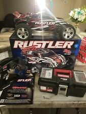 Traxxas Rustler 1/10 Brushed 2wd Model 37054-1