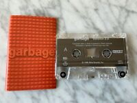 Garbage Version 2.0 CASSETTE Tape 1998 Almo Sounds AMSC-80018 Special RARE! OOP!